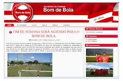 PRIMEIRO TESTE DO SITE DO BOM DE BOLA