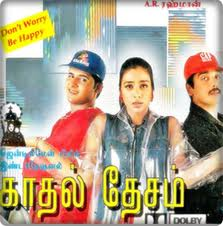 Watch Kadhal Desam (1996) Tamil Movie Online