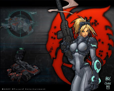 #47 Starcraft Wallpaper