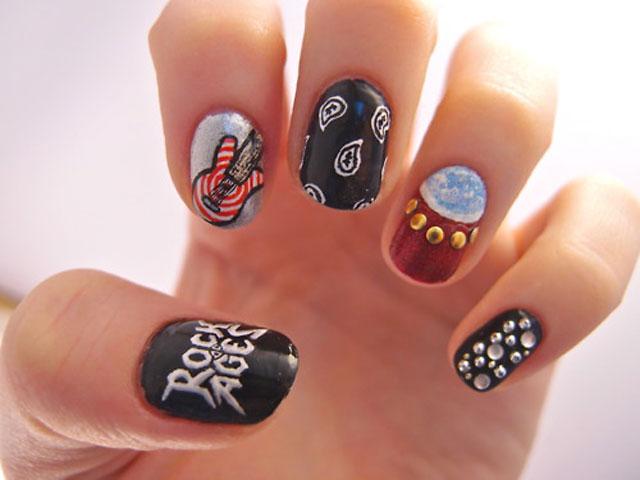 30 Crazy Nail Art - OmoshiroiTV