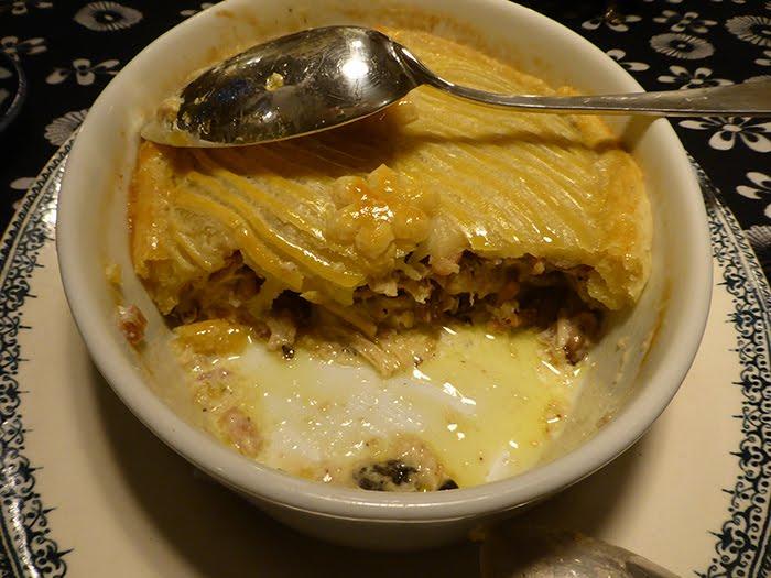 Chiken pie