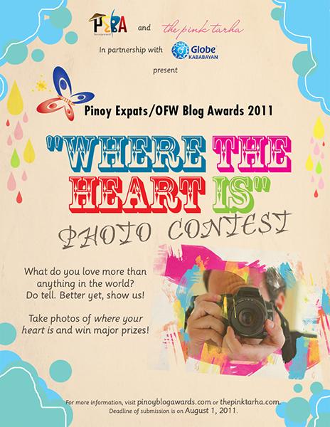 "PEBA 2011 ""Where the Heart Is"" Photo Contest"