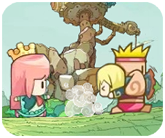 Giải cứu Hoàng tử, chơi game giai cuu hoang tu hay tại GameVui.biz