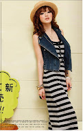 LONG DRESS WZ 2317 GREY