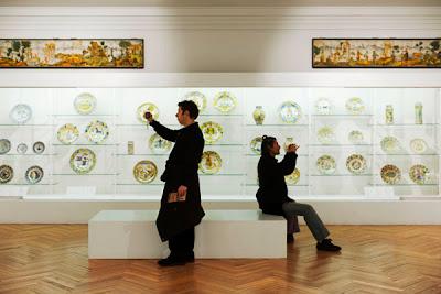 Museu de Ceràmica de Barcelona - photo Carlos Collado
