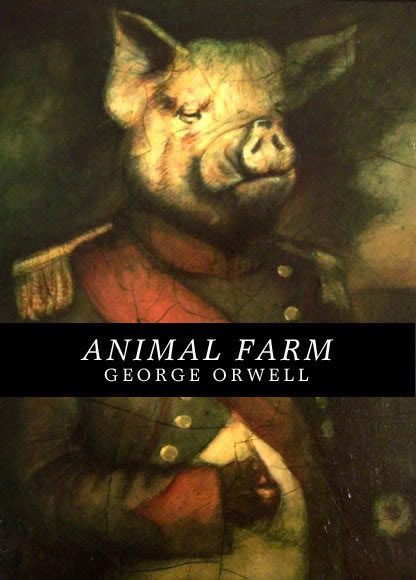 animal farm by george orwell a Home → sparknotes → literature study guides → animal farm animal farm george orwell table of contents plot overview summary & analysis chapter i.