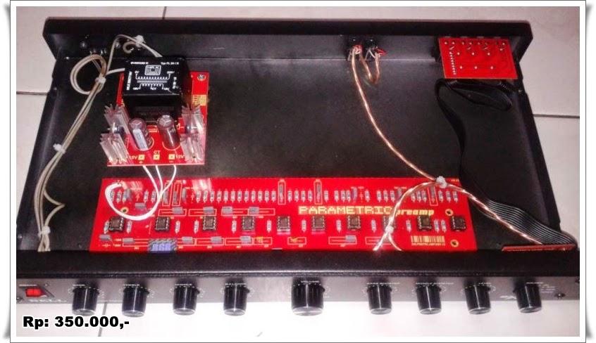 Parametric Pre Amp