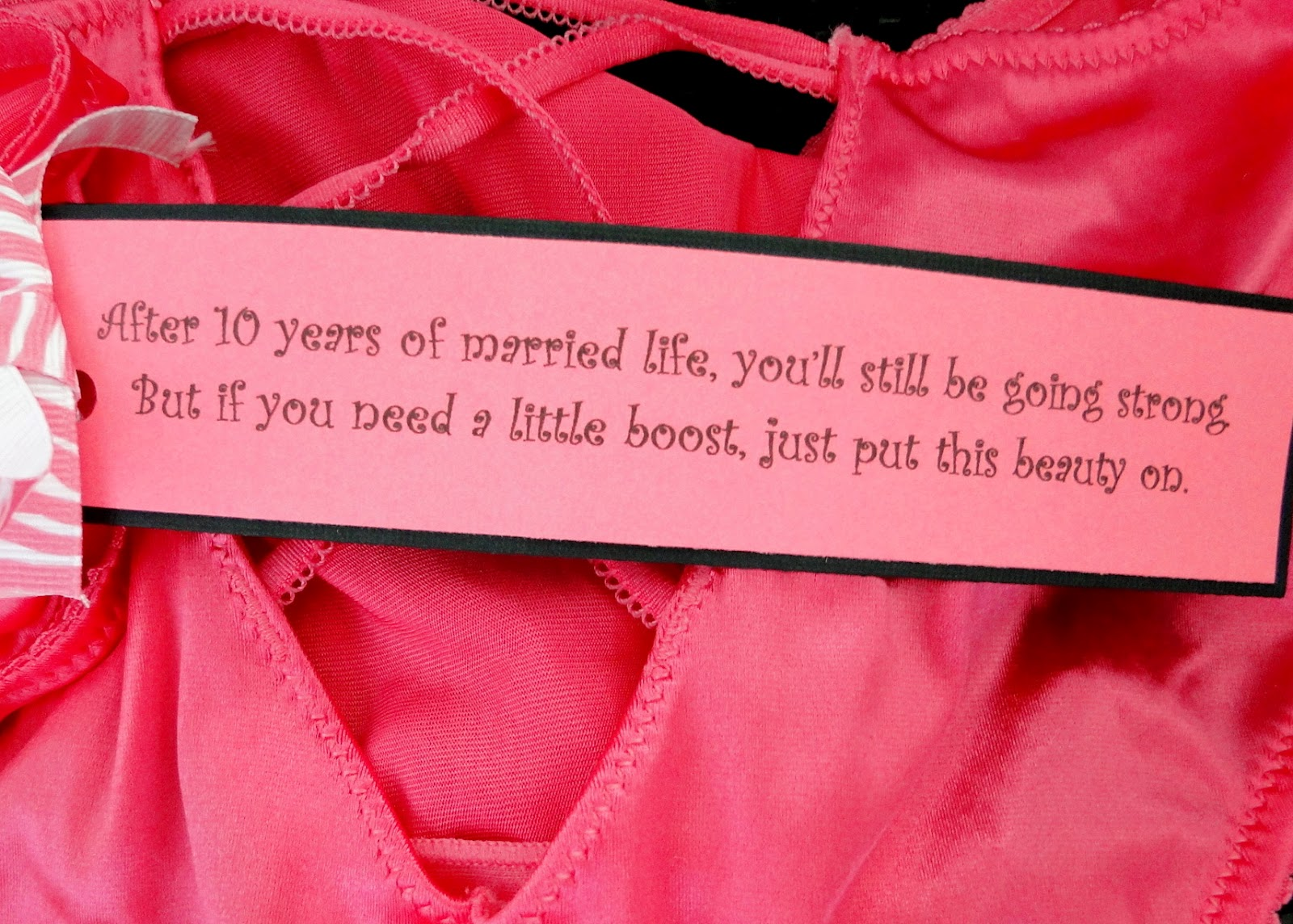 Tricks of the Mommy Trade: Panty Poem