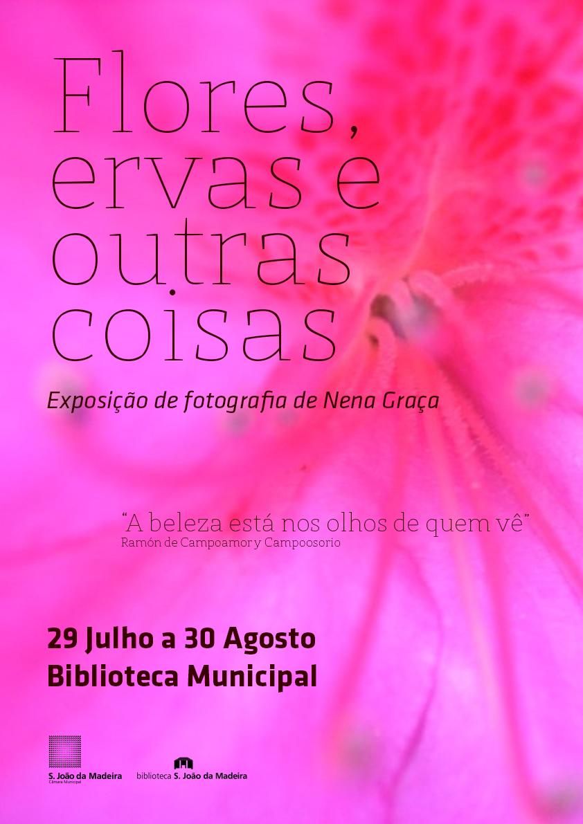 EXPOSIÇÃO DE FOTOGRAFIA (a partir de 29 Julho)