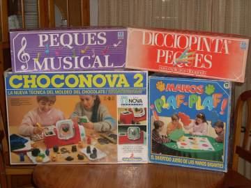 Juegos de recogida para adultos