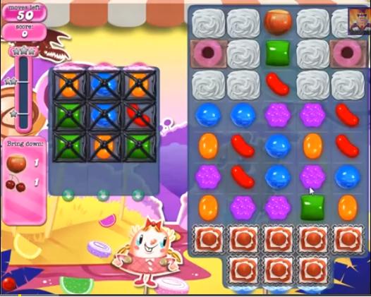 level 296 candy crush tips level 296 doel van candy crush level 296