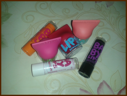 Balm and Blush with Baby Lips by Maybelline