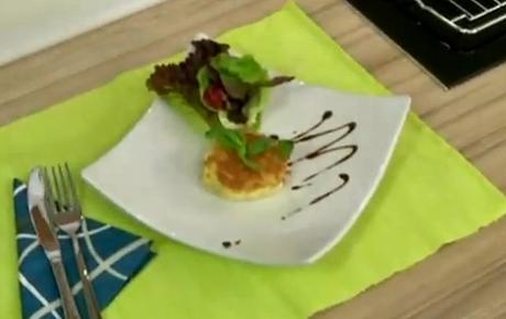 Deniz Mahsulleri Sufle (Balıklı Sufle) - Videolu Tarifi