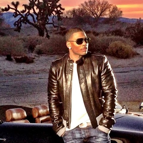 Which Legend Actor Did Nelly Do A Movie With?