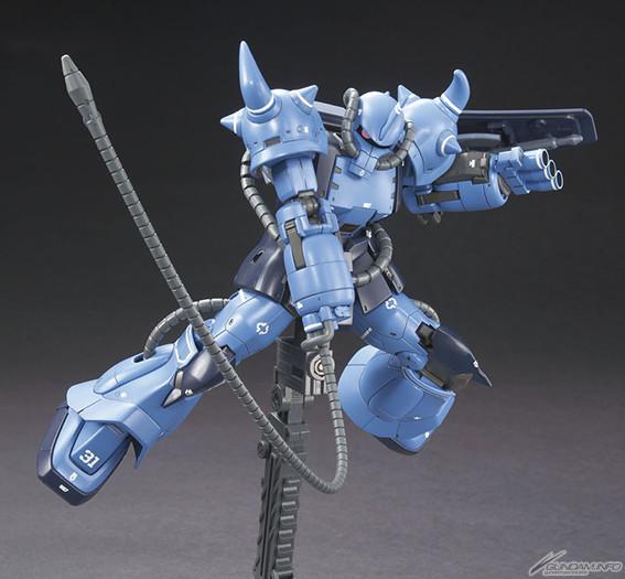 HG Gundam Origin Prototype Gouf