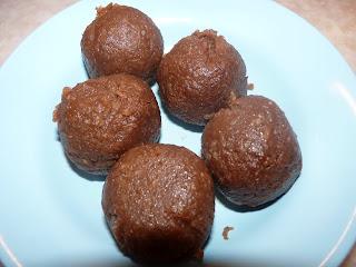 yam rice ball