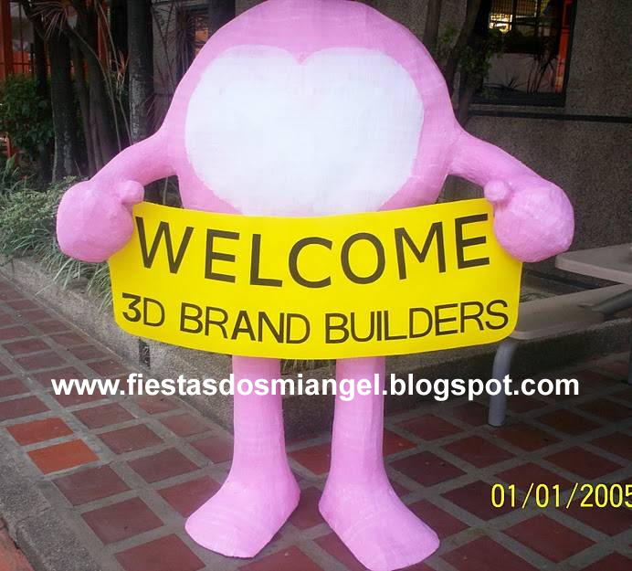 WELCOME 3D BRAND BUILDERS I