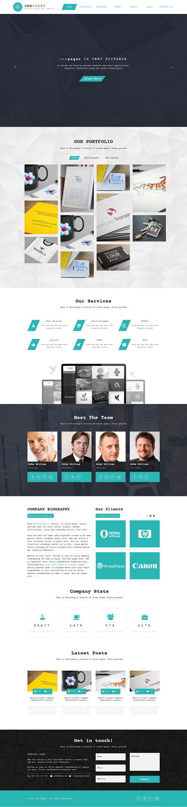 free muse template