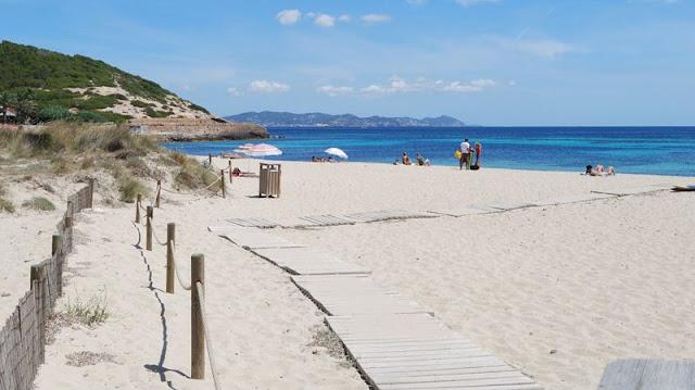 Praia Cala Es Cavallet, Ibiza