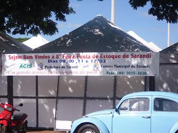 8ª FEIRA PONTA DE ESTOQUE DE SARANDI