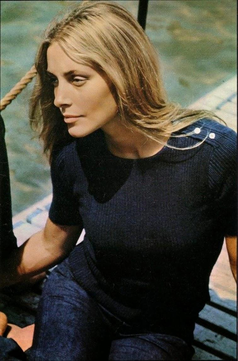 Sharon Tate, Cannes festival, 1968