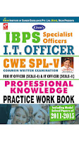 Buy Kiran s IBPS Specialist Officers I. T. Officer CWE SPL at Rs. 169 after cashback: BuyToEarn
