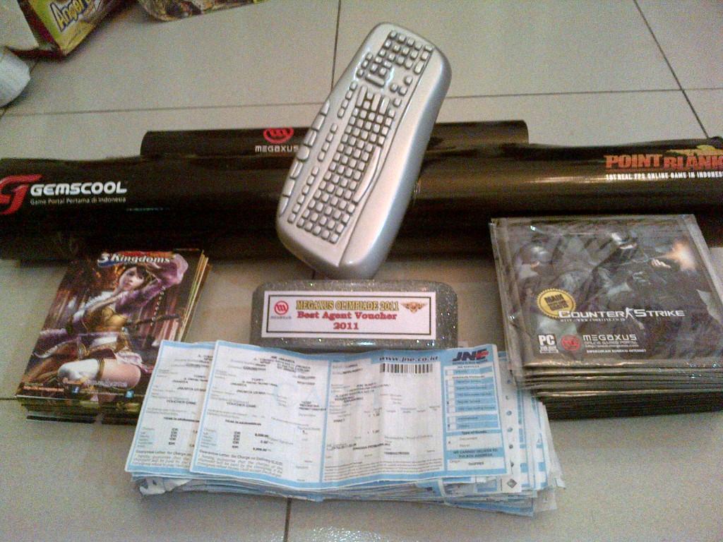 King Voucher - Agen Resmi Voucher Game Online Seluruh Indonesia