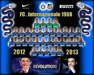 Jadwal Pertandingan Lengkap Inter Milan Serie A Musim 2012-2013