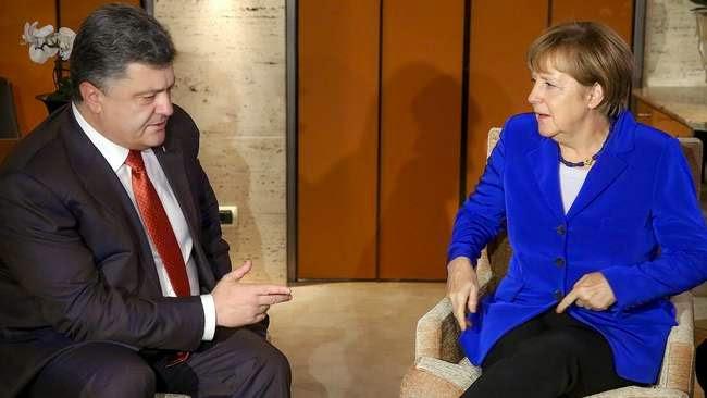 """Lepas Status """"Non-Blok"""" Ukraina Gabung NATO"""