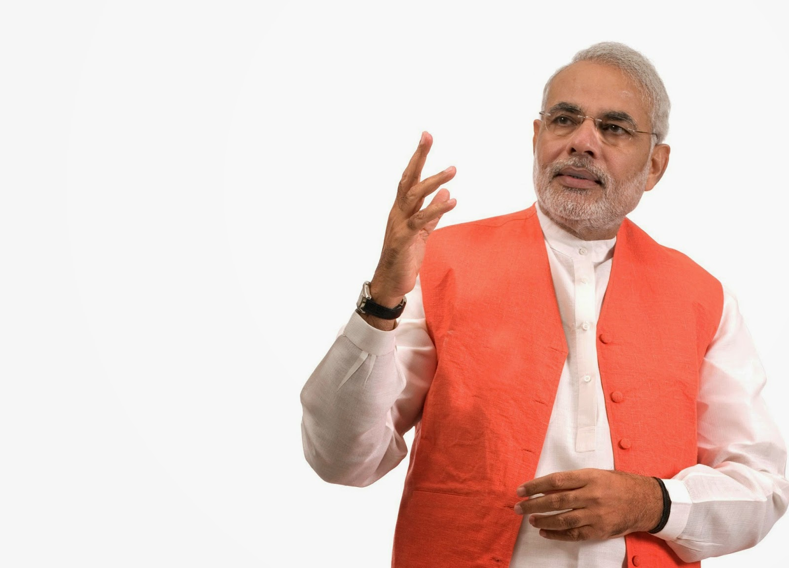 Narendra+Modi+2014+New+Look+HD+Picture+Download