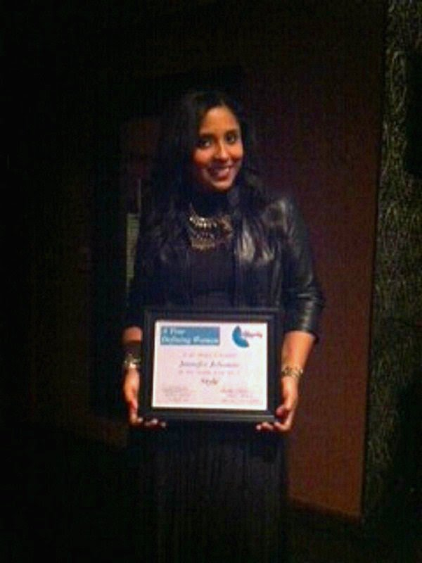 wc11 - Honored as an Influential Woman of Style in DC; Your Womanly Curve Magazine