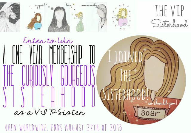 VIP Sisterhood Giveaway