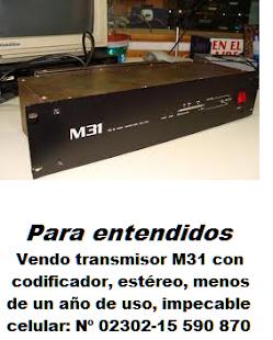 TRANSMISOR FM.