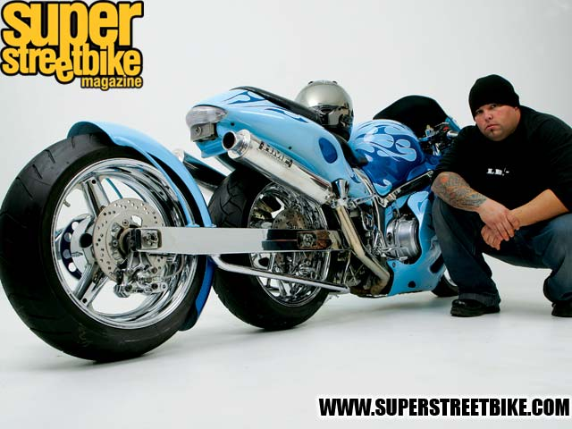 Suzuki Super Bike