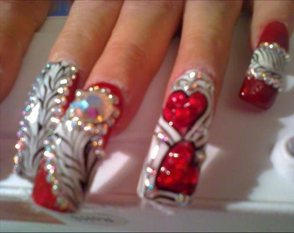 nail colors design beautiful