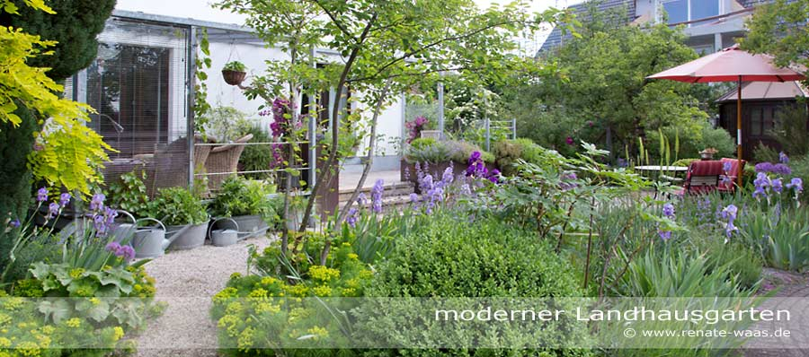 Gartenblog Zu Gartenplanung, Gartendesign Und Gartengestaltung ... Ein Hubsches Blumenbeet Planen
