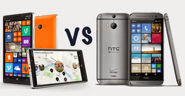 One M8 Windows Phone vs Lumia 930?