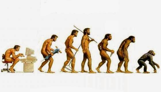 Evolyuciya naoborot