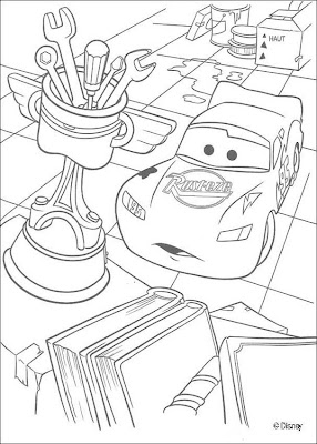 Disney Cars 2 Coloring Pages,Cars 2