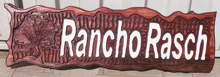 Placa de madeira para sítios e ranchos