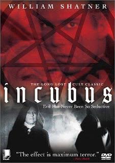 Portada DVD de Incubus (1966)