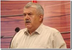 Marcelo Antezana general y senador del Estado pluri