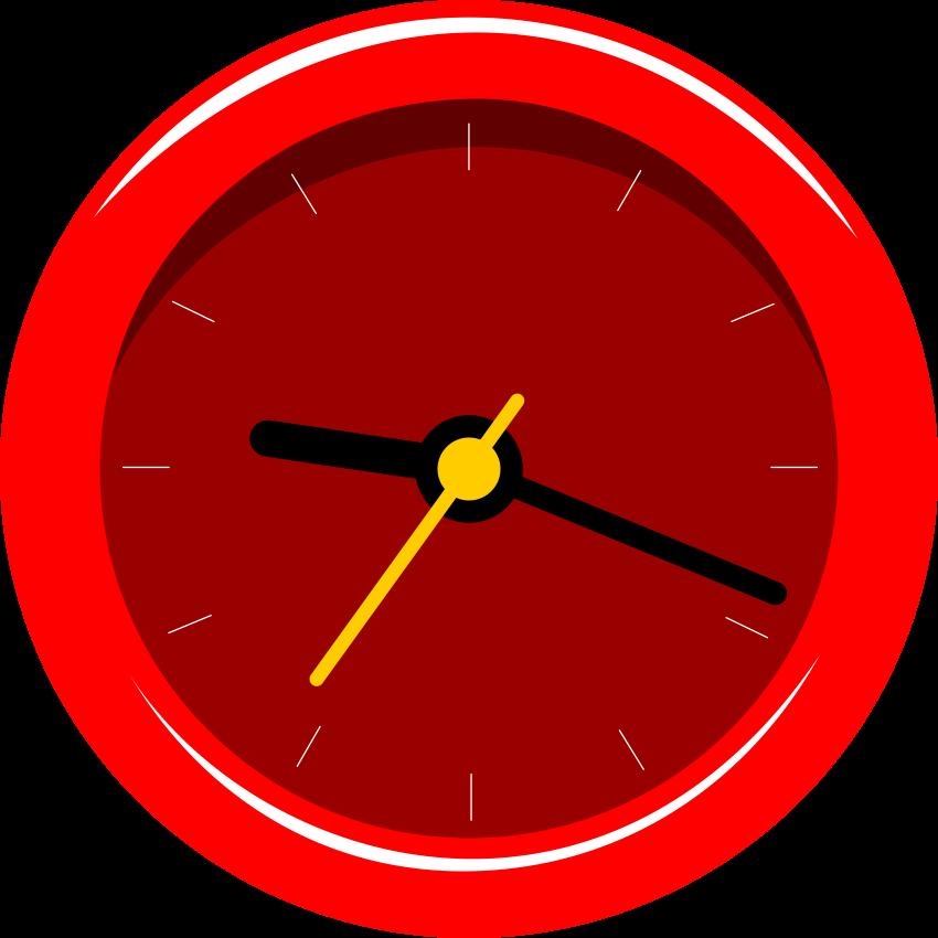 wall clock vector png