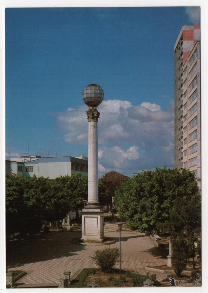 Praça do Globo década de 70