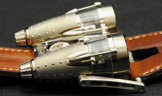 boîtier titane HM4 Thunderbolt Double Trouble