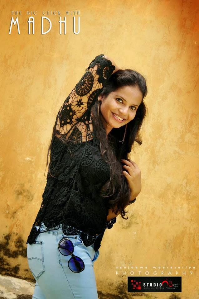 Uthpala Madhushanie sl model