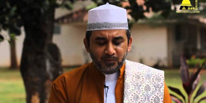 Ini Kata habib Nabiel Al Musawwa Tentang Pelarangan Ahok Mengadakan Majelis Pengajian di Monas