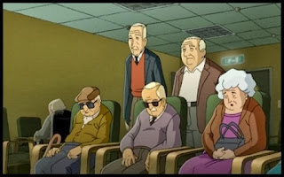 Animación española: Arrugas (2011)