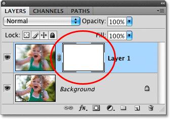 Tạo hiệu ứng phóng to bức ảnh trong Photoshop CS5
