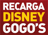 Recarga Claro Disney Gogo's